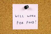 Unemployment concept — Stock Photo