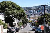 Wellington, nový zéland — Stock fotografie