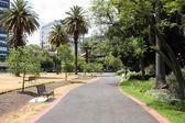 Melbourne park — Stockfoto