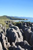 New Zealand - Pancake Rocks — Stock Photo