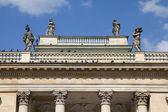 Warsaw - Lazienki palace — Stock Photo