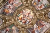 Rome church art — Stock Photo
