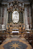 Loyola church, Rome — Foto Stock