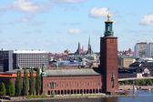 Stockholm — Zdjęcie stockowe