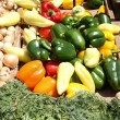 Vegetable market — Stock Photo #30040957