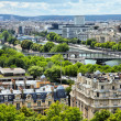 Paris - Seine river — Stock Photo