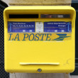 French post — Stock Photo