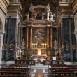 Church in Rome, Italy — Stock Photo