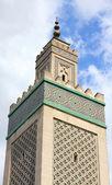 Paris Mosque — Stock Photo