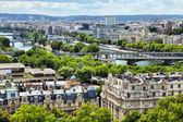 Paris - Seine river — Stock Photo