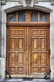 Paris kapı — Stok fotoğraf