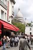 Paris - Montmartre — Stock Photo