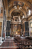 Rome church — Foto Stock