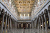 Basilica of St Paul Outside the Walls — Stock Photo