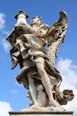 Rome angel — Stock Photo