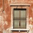 Rome window — Stock Photo