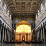 Rome basilica — Stock Photo #30051267