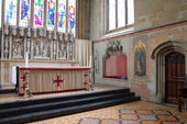 Coventry - Anglican church — Stock Photo