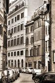 Calle roma — Foto de Stock