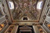 řím - trastevere bazilika — Stock fotografie