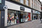 İngiltere'de alışveriş — Stok fotoğraf