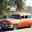 Classic car in Cuba — Stock Photo #30092563