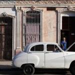 Cuba car — Stock Photo