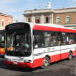 Stock Photo: Iveco bus