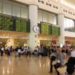 Malaga airport — Stock Photo