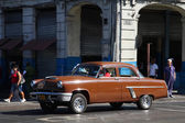 Car in Havana, Cuba — Stock Photo