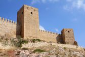 Alcazaba in Antequera — Stock Photo