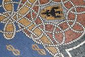 Sfondo di mosaico — Foto Stock