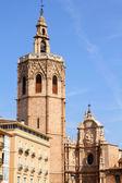 Valencia, hiszpania — Zdjęcie stockowe