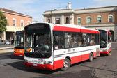 Autobus Iveco — Zdjęcie stockowe