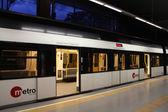 Tren del metro — Foto de Stock
