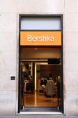 моды компания - bershka — Стоковое фото