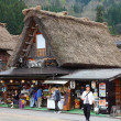 Shirakawa-go, Japan — Stock Photo
