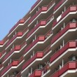 Apartment building in Japan — Stock Photo