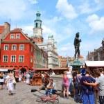 Poznan - Poland — Stock Photo