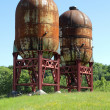 Industrial silos — Stock Photo #30116667