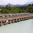 Stock Photo: Hydro power