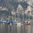 Austria - Lake Traun — Stock Photo