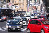 Kyoto traffic — Stock Photo