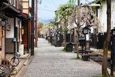 Furukawa, Hida — Stock Photo