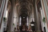Cathedral interior, Opole — Stockfoto
