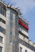 Sheraton Hotel in Poland — Stock Photo