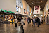 Stuttgart station — Stock Photo