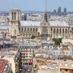 Paris - Notre Dame — Stock Photo