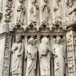 Notre-Dame, Paris — Stock Photo