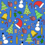 Christmas texture — Stock Vector #30146499